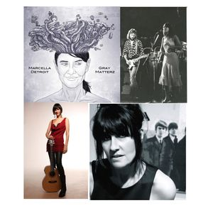 Under The Radar Live Sessions with Marcella Detroit 11 October 2015