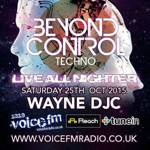 First 2 hours of very 1st Voicefm103.9 Beyond Control Live