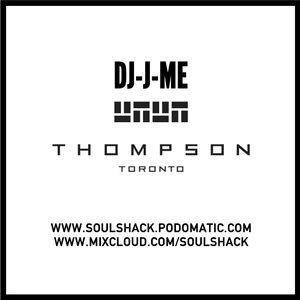"""""""The Soul Shack"""" w/ DJ-J-ME (Sept 2016) live @ The Thompson"""