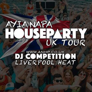Ayia Napa House Party - Competition Mix 2018-19 by Dj