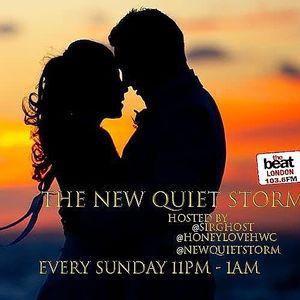 #TheQuietStorm: with @SirGhost & @HoneyLoveHWC @NewQuietStorm 9.07.2017 11PM-1AM GMT (6PM EST)