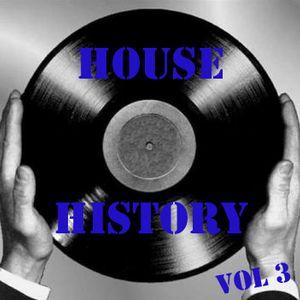 HOUSE HISTORY Vol 3 by Rino Santaniello