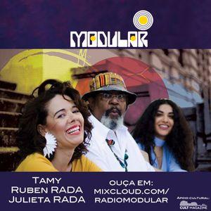 Modular#23 - Ruben Rada, Julieta Rada e Tamy