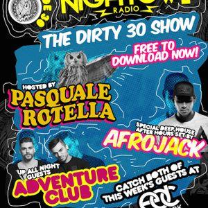 Night Owl Radio 030 ft. Afrojack and Adventure Club