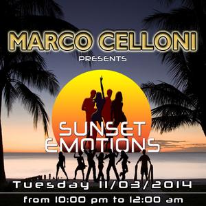 SUNSET EMOTIONS 78.3 (11/03/2014)