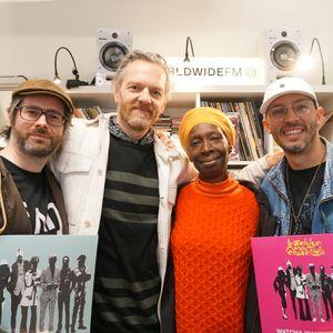 Mochi Men and Brooklyn Funk Essentials // 07-11-19