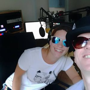 Riviera FM The CultofSuperTed Saturday Night Show With Ali and Ted Part 2. 09/10/2017