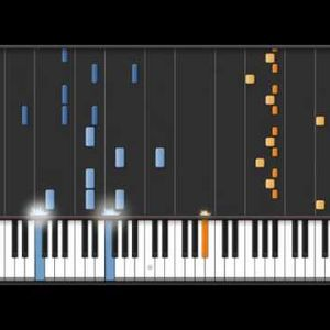 Tekno with piano