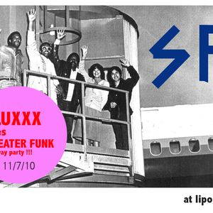 Sweater funk Fluxxx mix only