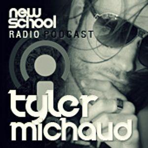 Tyler Michaud - New School Radio November 2011