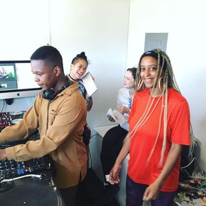 Discwoman with Marcelline @ The Lot Radio 24 April 2016