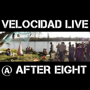 VELOCIDAD LIVE @ AFTER EIGHT SOMMERSTART 01.04.2012
