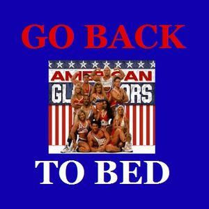 Go Back To Bed America - Mixed by BiG Al'