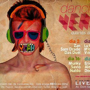 Sam Drade Dancing Yeah Mixtape*