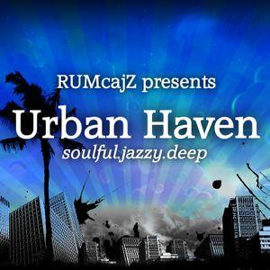 RUMcajZ presents Urban Haven #69 (Ron Trent Tribute)