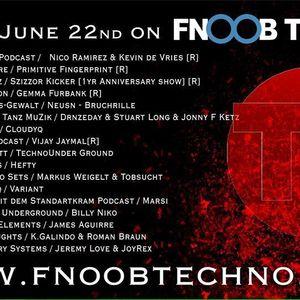 Transatlantic underground - BillyNiko FNOOB mix.