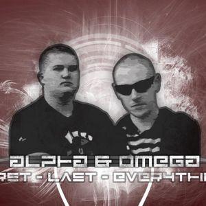 Alpha & Omega - Xstatic DJ Competition Mix
