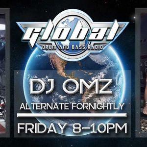 Global DNB Radio DJ OMZ 05/01/2018