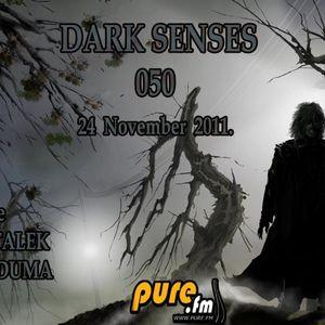 Dj Duma Guest Mix On Dark Senses 050 24.11 @Pure Fm