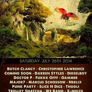 Mantik Live @ Organic Music Festival July 26th 2014
