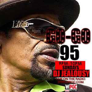 THE ALL NEW GO-GO 95 SHOW #WPGC955 MIXED BY DJ JEALOUSY #DJJEALOUSY MARCH 27TH 2016