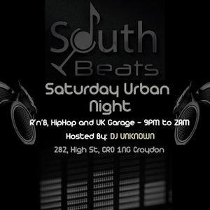 House and UK Garage - South Beats 26th March 2016 - DJ UNKNOWN