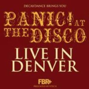 Panit! At The Disco Live in Denver