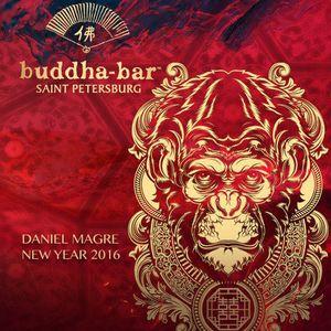 Daniel Magre - Buddha-Bar SPB New Year 2016