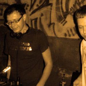 Astralas & MC Messiah - cuts from live at Full House, Havana, Siauliai, 2010 10 30