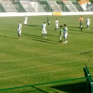 2da parte de Ferroviario 0 vs San Martín 2