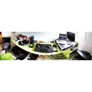 Green Room #1 - All Drums By CesarDjulius