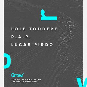 Lucas Pirdo - Grow  en Alma Errante - Mayo 2017