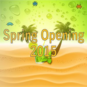 Spring Opening '15   2 edition (Clean)