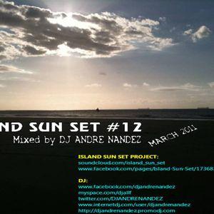 ISLAND SUN SET # 12