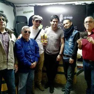Venarock junto a Francisco León, Up Lapsus y Black Lion