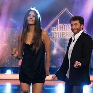 La tele con Monegal: Pedroche bate el récord de audiencia de 'El Hormiguero'