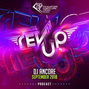 SGHC Rev Up Podcast - September 2018 (ANCore)