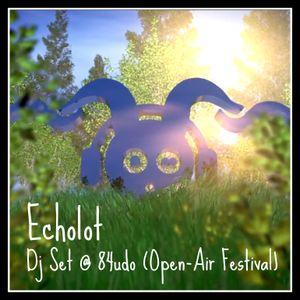Echolot - Dj Set @ ВОСЬМОЕ ЧУДО / 2013 (Open-Air Festival)