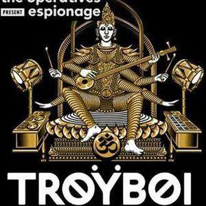 ShiKung - Espionage ft TROYBOI - The Operatives 18 Dec 2016