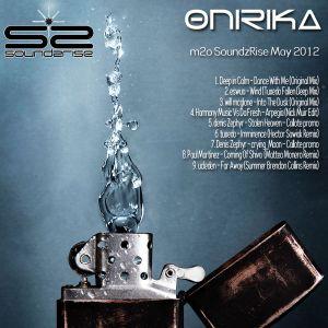 Onirika @ m2o - soundzrise / 09.may.12