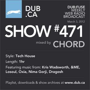 DUB:fuse Show #471 (March 3, 2012)