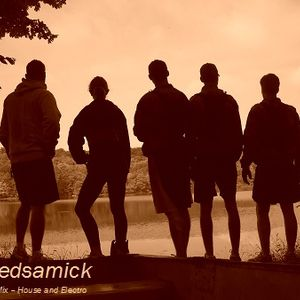 Redsamick December '11 House and Electro Mix