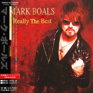 Mark Boals - Really The Best (Japanese Edition) (2014-Preview)