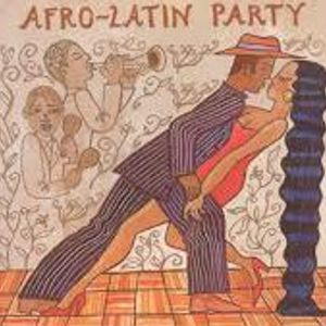 Afro latin house party!!!