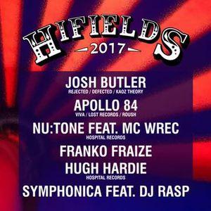 Artist Mix #008: Hifields