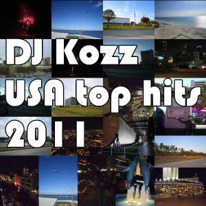 DJ Kozz - USA top hits 2011 @ parties
