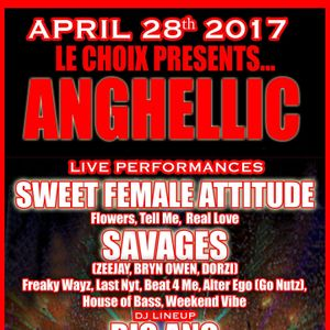 Shaun Lever Recorded Live At Angelic At Le Choix Batley 28th April 2017