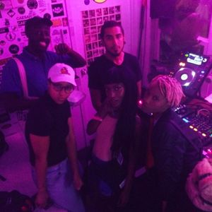 FAKE ACCENT with Tygapaw & Sky Shaker @ The Lot Radio 09:23:2016