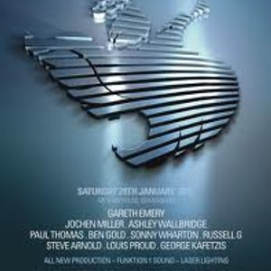 Emery, Ashley, Miller & Gold - Godskitchen January 2012 - Mixed by Tom Jennings