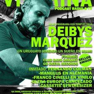 Vitamina Temp 03 Cap 018 | Deibys Marquez